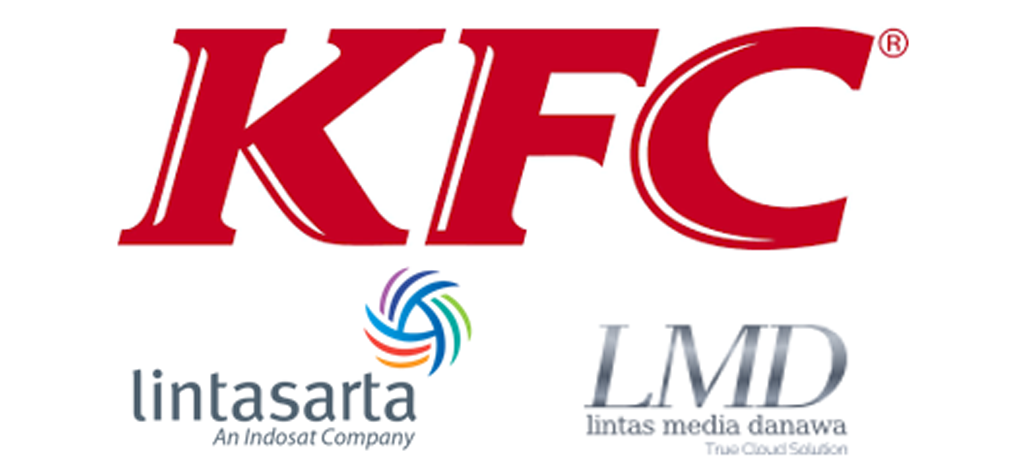 LMD Resmi Mendapatkan Kontrak IT Managed Wifi Lintasarta Untuk 31 Outlet KFC